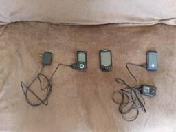 3 celulares antigos (leia a descrição!)