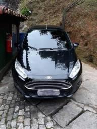 New Fiesta Titanium 2014 1.6 câmbio manual - 2014