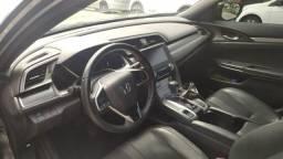 Honda Civic EX 18/18 em perfeito estado - 2018