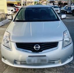NISSAN SENTRA 2011/2012 2.0 S 16V FLEX 4P AUTOMÁTICO - 2012