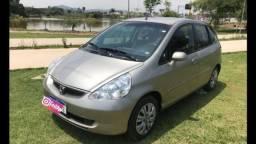 Honda Fit LX - Automático 1.4 - CVT - KM Baixa - 2005