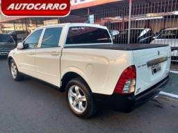 Ssangyong actyon sports+t.diesel+4x4+aut-ano2009 - 2009