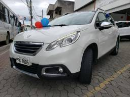 Peugeot 2008 Griffe 1.6 Turbo Manual - único dono - oportunidade - 2018
