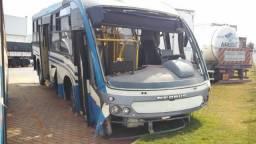 Ônibus Mega BRT Articulado Volvo B340M -Novo -Contato:(31)3368-3700 - 2014