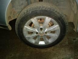 Troco roda 14 em toda de ferro