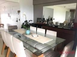 Apartamento com 3 dormitórios à venda, 142 m² por r$ 750.000 - jardim das indústrias - são