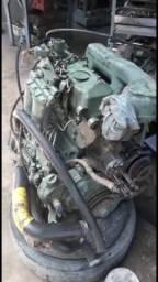 Vendo Motor Mercedes 710 Turbinado