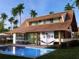 Casa na Praia do Cupe, 4 quartos sendo 3 suítes, 217m², Vista para o Mar - Cupe Beach