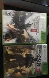 Vendo jogos Xbox 360 ORIGINAIS