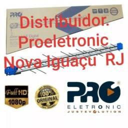 Antena Digital Pq45-1300 Proeletronic Original