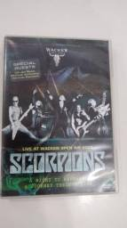 Dvd Scorpions live at wacken open air 2006