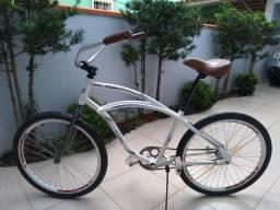 Bicicleta Passeio Alumínio estilo Retrô