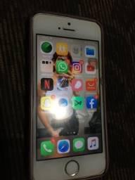 IPhone 5s Silver T/ Por iPhone mais avançado com volta minha