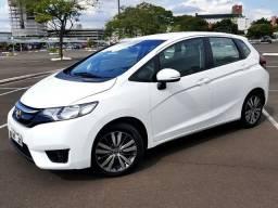 Honda Fit EX 1.5 - Câmbio CVT - Único dono com 4 pneus novos e revisado - Impecável - 2016