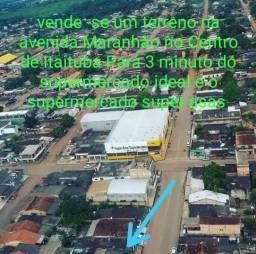 ;.Terreno ! Na Cidade de Itaituba - Pará px Bancos, Lojas e da Acesso a Rodovia 230 Trans