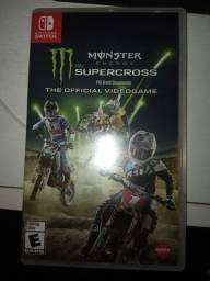 Supercross Monster Energy Nintendo Switch