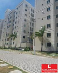 Apartamento para alugar com 2 dormitórios em Buraquinho, Lauro de freitas cod:AP08166