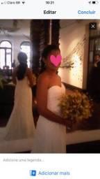 Vestido de Noiva Impecável
