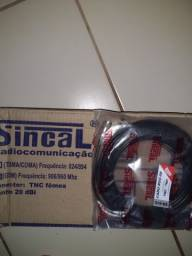 Antena Rural de 20dBi Sincal