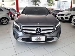 Mercedes gla 200 advance 1.6 tb flex aut. 2016 cinza