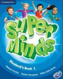 Livro Super Minds 1