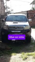 Hilux SRV 3.0 4x4 Manual