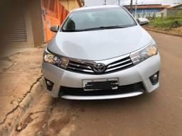 Toyota corolla xei 2016 automático flex 2.0
