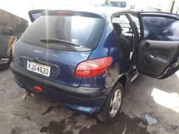 Peugeot 8 válvulas  - 2001