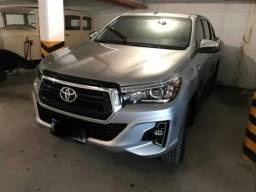 Toyota Hilux SRX 2019/19 Completa