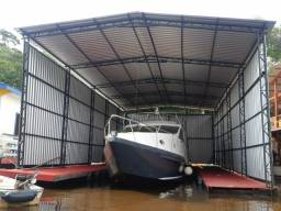 Vendo  Garagem Flutuante