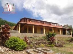 Chácara com 05 dormitórios, pomar, linda vista à venda, 2000 m² em Pinhalzinho/SP