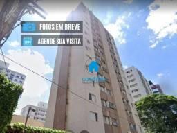 Apartamento com 1 dormitório para alugar, 49 m² por R$ 2.300/mês - Cidade Monções - São Pa