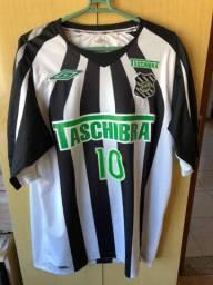 Camisa Figueirense 2008 - Primeiro Uniforme de Jogo