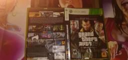 Vendo jogo do Xbox 360 GTA IV original completo com mapa