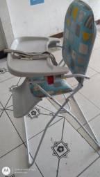 Vendo cadeira de lanche de bebê. zap 83 9  *