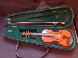 Violino Quasar tamanho 3/4