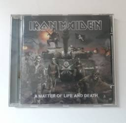Cd Iron Maiden A matter of life and death