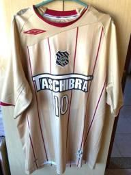 Camisa Figueirense Dourada 2008
