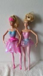 Bonecas Barbie Dança e Spin