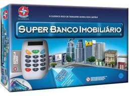 Banco imobiliário com Maquineta