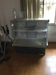 Freezer expositor bem conservado 1.700
