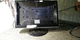Carcaças completas de monitores e TVs