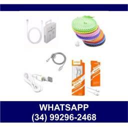 Entrega R$ 10 * Cabos para Celular Iphone Android Samsung Motorola Lg