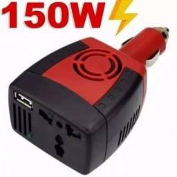 Inversor de Voltagem 150w 12v P/110v ( Entrega Grátis)