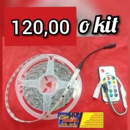 Kit fita led digital 2811, 6803 R$ 120,00