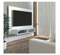 Painel de tv ate 43 polegadas, suporte de tv de brinde