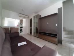 Casa semi mobiliada em condomínio fechado com 02 dormitórios, Canudos, Novo hamburgo