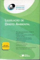 Livro -Legislação de Direito Ambiental 2ª Ed Antonio Luiz de Toledo Pinto e Outros
