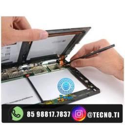 Conserto e Manutenção de Tablet - aceitamos Cartão