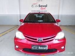 Etios hatch 1.3 unico dono